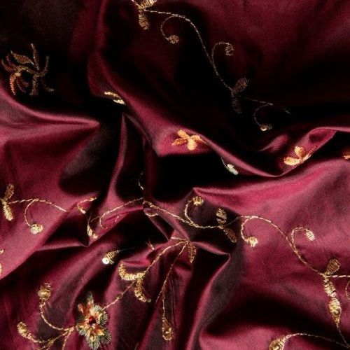SILK FANCY EMBROIDERY