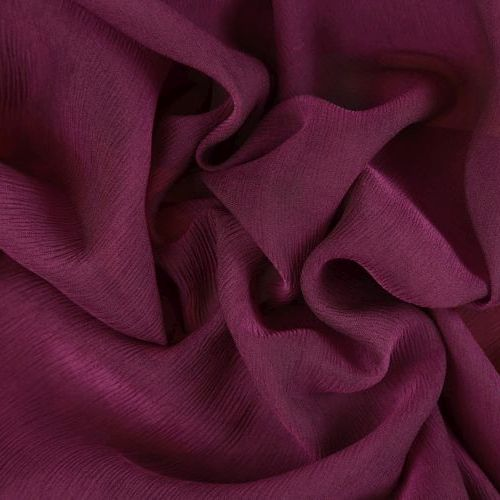 CHIFFON DIAMOND SHOT JARI PIPING BORDER
