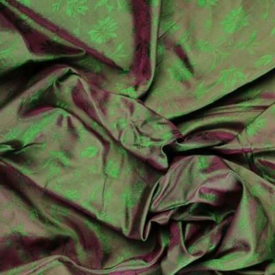 Silk Jacquard