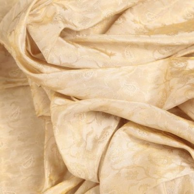 Tissue Crepe Jacquard