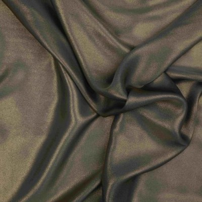 SATIN GEORGETTE - SHIMMER - DYED